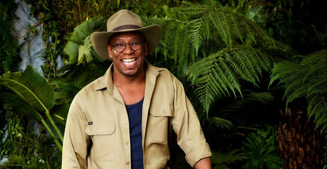 Ian Wright on I'm A Celebrity Get Me Out Of Here