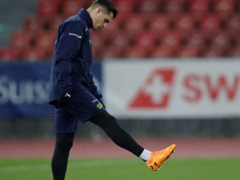 Patrick Vieira backs Granit Xhaka to play again for Arsenal and slams his critics