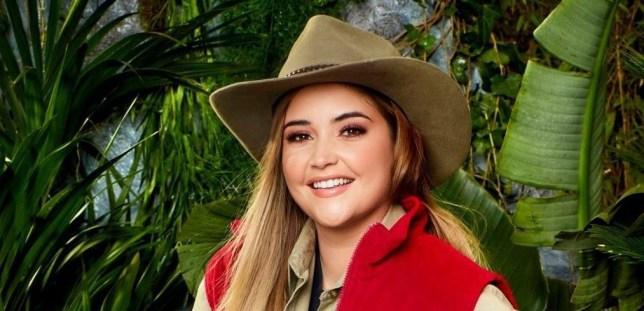 Jacqueline Jossa in the jungle