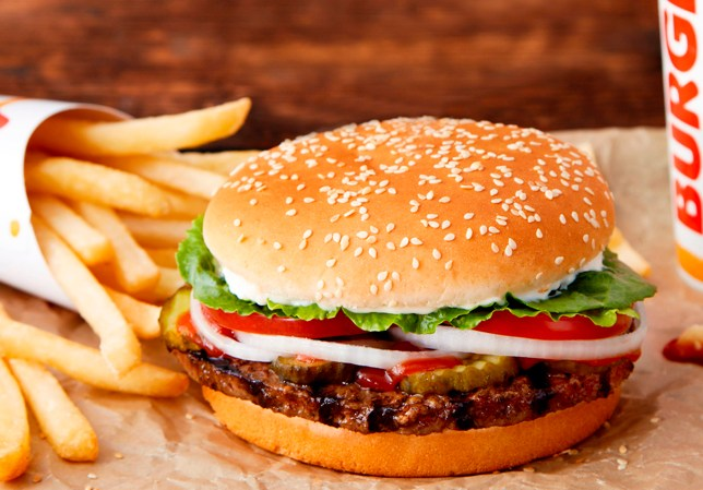 Burger King says meatless Rebel Whopper burger is coming to UK