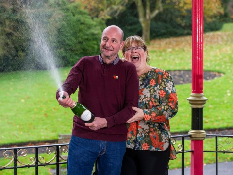 Gran wins lottery ten minutes after being given all-clear from cancer