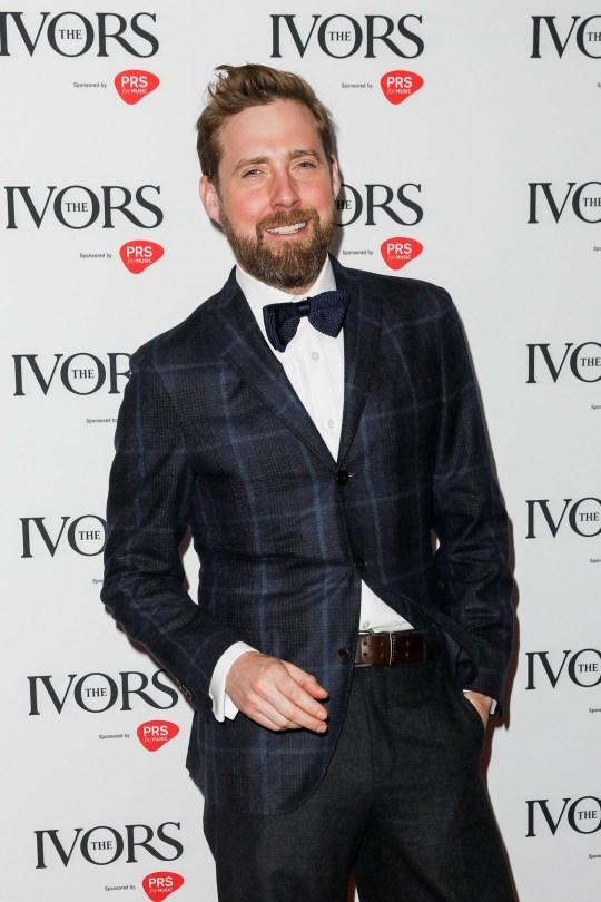 Londres, Inglaterra - 23 de mayo: Ricky Wilson asistió a The Ivers 2019 en Crosswenner House el 23 de mayo de 2019 en Londres, Inglaterra.  (Foto de Tristan Fuyings / Getty Images)