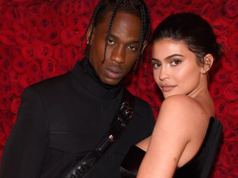 Kylie Jenner and Travis Scott split 'because they didn't get married', according to her grandmother