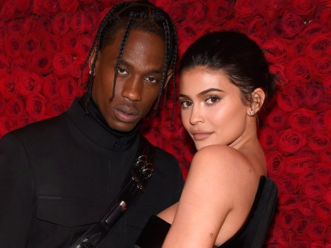 Kylie Jenner and Travis Scott are 'together a lot', Kris Jenner admits