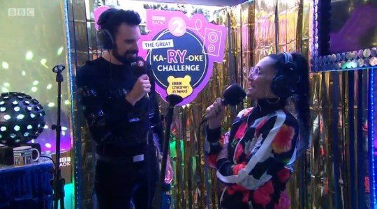 How on Earth is Rylan Clark-Neal still singing as he teams up with Michelle Visage during exhausting 24-hour karaoke session