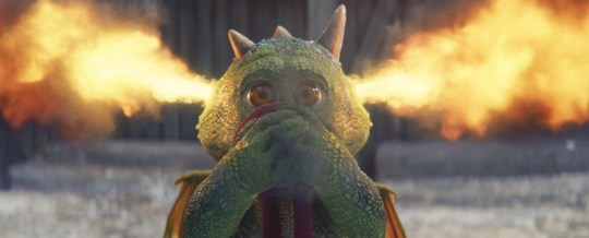 John Lewis Christmas advert 2019 Edgar the dragon