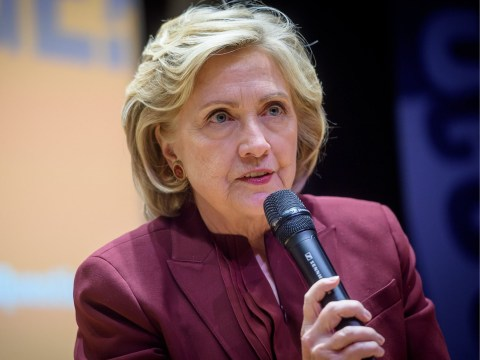 'Vile' threats against female MPs are a 'threat to democracy' says Hillary Clinton