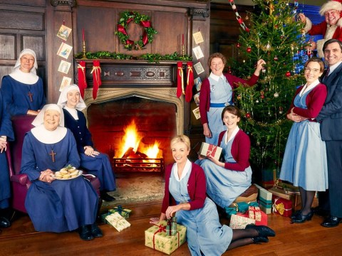 Call The Midwife 'determined to air Christmas Day special on time' despite coronavirus crisis halting filming