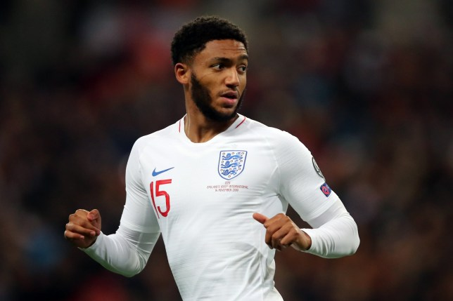 Joe Gomez was booed during his appearance for England against Montenegro