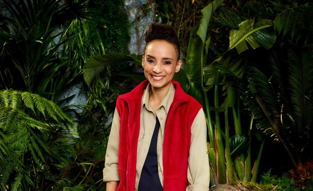 Adele Roberts who is on I'm A Celebrity 2019