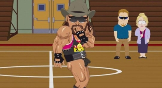 Picture: Comedy Central South Park slammed for undeniably transphobic joke