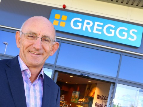 Greggs boss gives up steak bakes and sausage rolls to go vegan