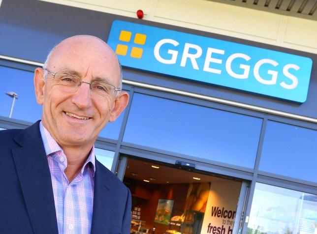 Roger Whiteside Boss of Greggs taken from https://corporate.greggs.co.uk/media/image-and-video-library