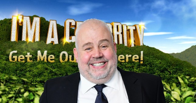 Cliff Parisi from eastenders and I'm A Celebrity 2019