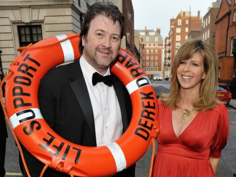 Who is Kate Garraway's husband and how long have they been married?