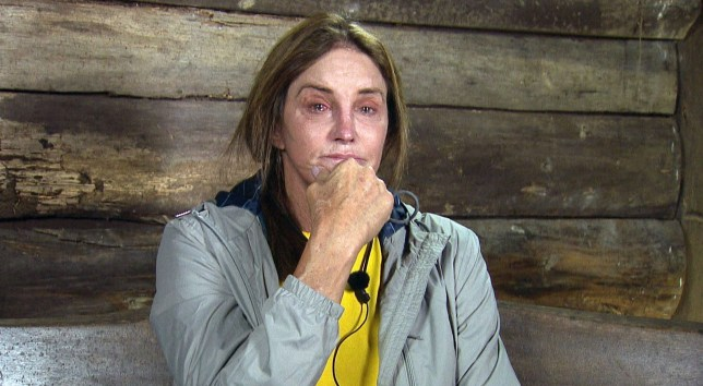 Caitlyn Jenner on I'm A Celebrity