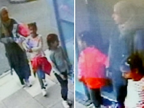 Heavily pregnant mum goes missing with two young daughters