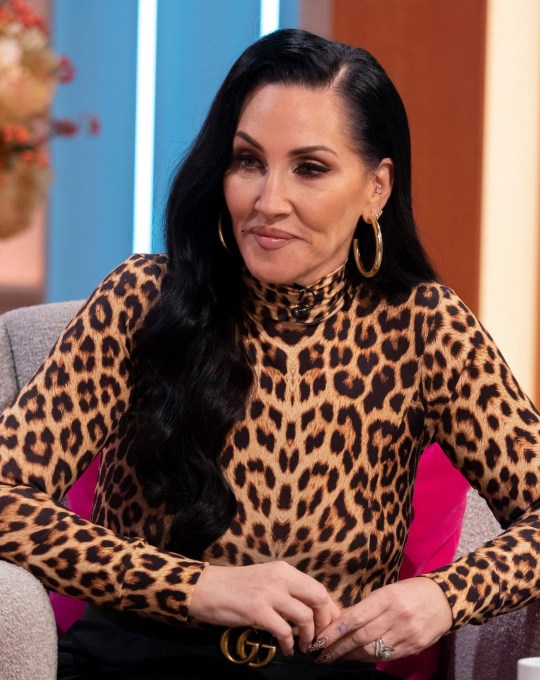 Editorial use only Mandatory Credit: Photo by Ken McKay/ITV/REX (10479457v) Michelle Visage 'Lorraine' TV show, London, UK - 19 Nov 2019 MICHELLE VISAGE: SETTING THE RECORD STRAIGHT ON THOSE STRICTLY RUMOURS After reportedly storming off on Saturday night for being voted off this year?s Strictly - Michelle Visage joins Lorraine to put the record straight. She?ll also tell us why she won?t stop dancing despite not taking part in the Strictly tour, and why her ?Vogue? routine at the weekend was her most important dance of all.
