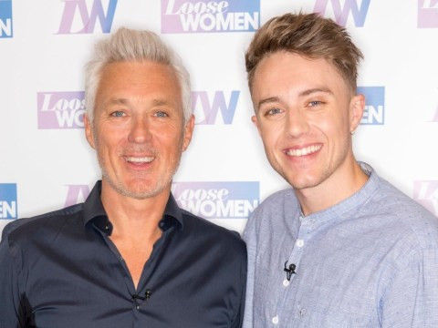 I'm A Celebrity Get Me Out Of Here! star Roman Kemp pokes fun at famous dad Martin Kemp over musical talent (or lack of)
