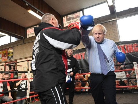 Boris takes swing at Jeremy Corbyn over Brexit before first live TV battle