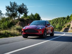 Aston Martin unveils first ever SUV and calls it 'adaptable'