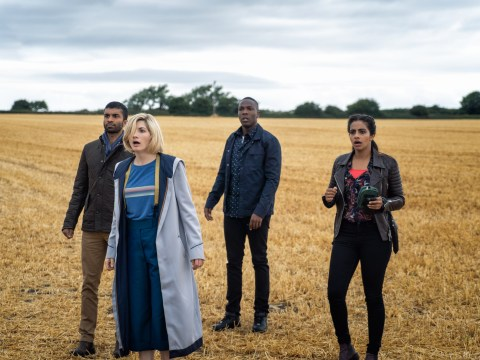What time is the first episode of Doctor Who season 12 on TV tonight?