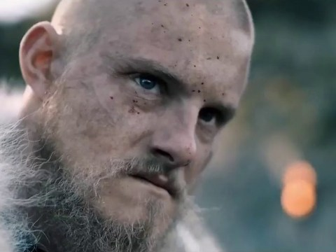 Vikings star Alexander Ludwig cryptically explains Bjorn's fate and you don't know anything yet