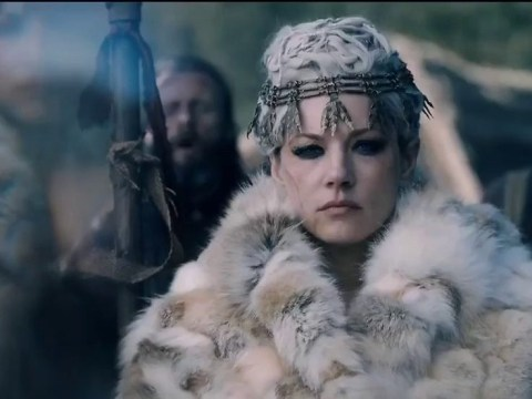 What time is Vikings season 6 released in the UK and where can you watch it?