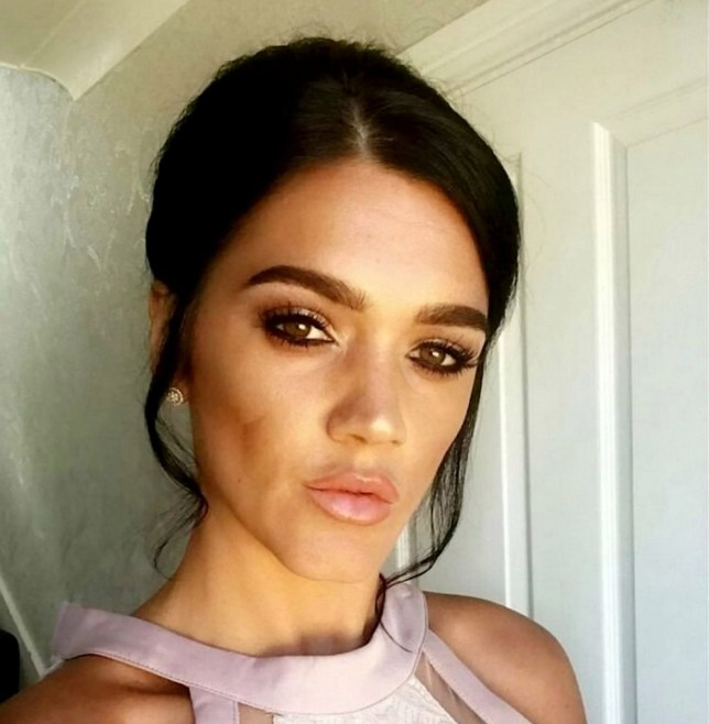 """Leah Cambridge, 29, from Leeds, who died shortly after surgery to have """"Brazilian butt lift"""" at a private hospital in Izmir, Turkey in August 2018. See SWNS story SWLEsurgery. An inquest into Leah's death is taking place at Wakefield Coroner's Court in Wakefield, West Yorkshire, today, 20th September 2019."""