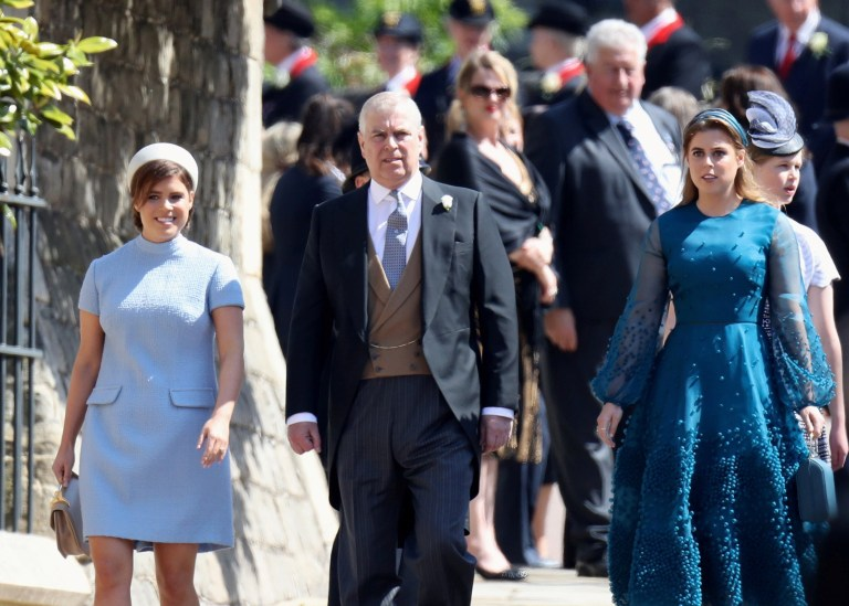 Who S Going To Pay For Beatrice And Eugenie After Prince Andrew