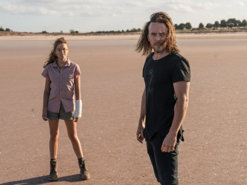 Upright episode 1 review: Tim Minchin's misshapen comedy-drama is a Fleabag-esque re-invention for the manic Aussie comic