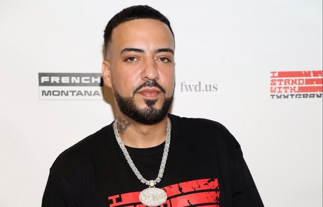 BRONX, NY - SEPTEMBER 25: French Montana attends the launch of the I Stand With Immigrants National Campaign & Kareem Kharbouch Coding Fellowship Program For Bronx Immigrant Youth In Partnership With The Knowledge House & Fwd.US on September 25, 2019 in Bronx, New York. (Photo by Cassidy Sparrow/Getty Images for I Stand With Immigrants National Campaign )