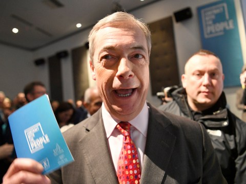 Brexit Party vows to cap migration, scrap BBC licence fee and House of Lords