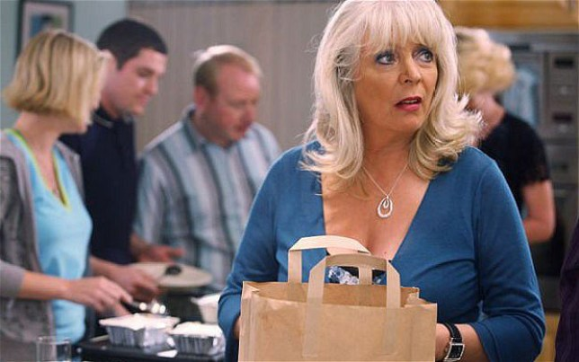 Gavin and Stacey star Alison Steadman says Christmas special was 'like a family reunion'