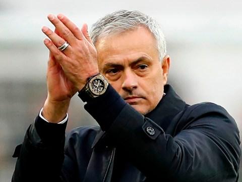 Jose Mourinho apologises to Tottenham fans after West Ham win
