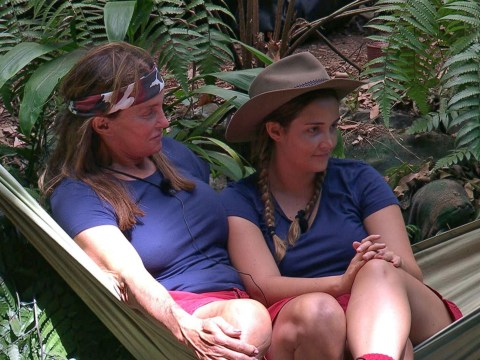 Caitlyn Jenner brands Jacqueline Jossa 'an absolute trooper' as she reminisces about I'm A Celebrity friendship