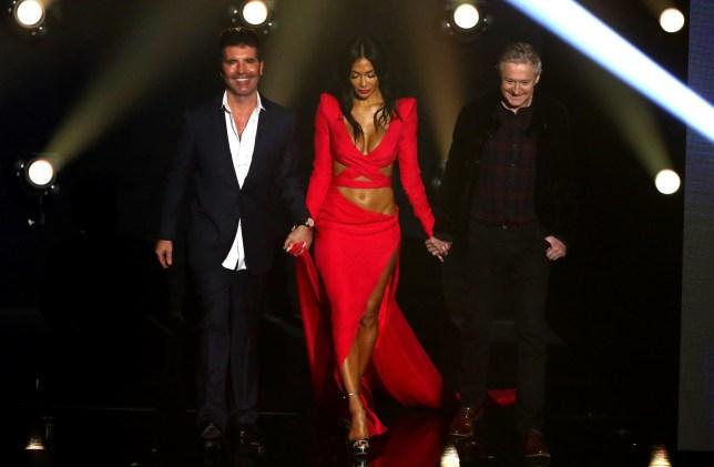 The X Factor: Celebrity judges