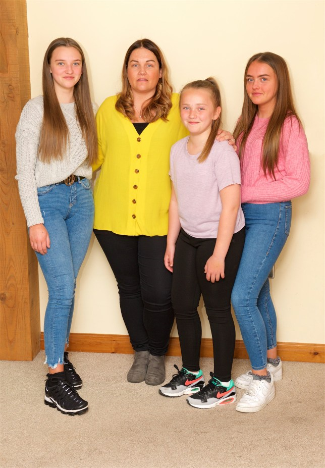 Mum who had preventative mastectomy begs NHS to test her daughters for breast cancer gene