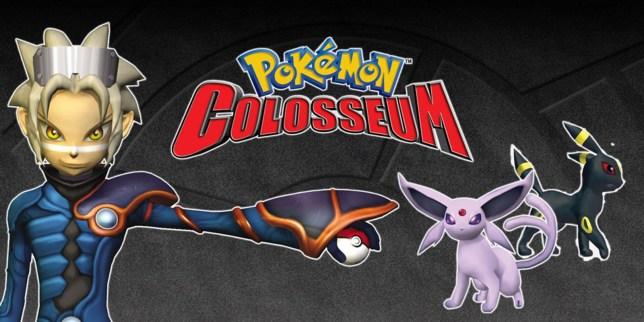 Pokémon Colosseum artwork