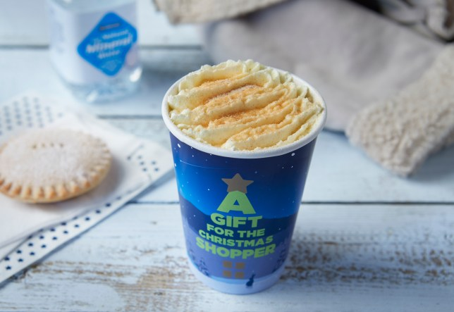 What is on Greggs' Christmas menu and is the Festive Bake back?