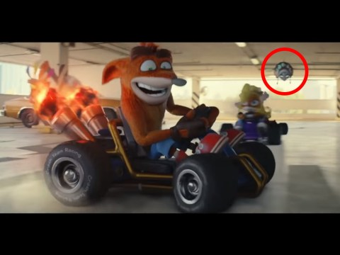 New Crash Bandicoot Worlds game teased by latest Sony ads