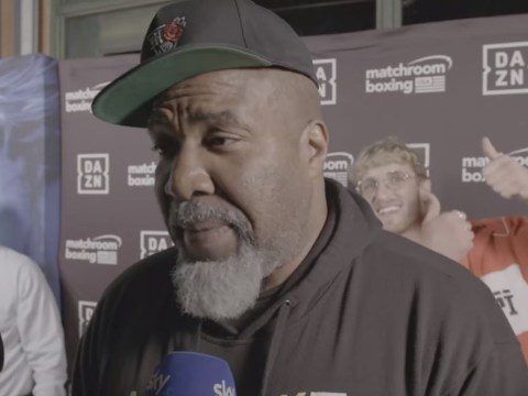 Shannon Briggs faces ban from Logan Paul's corner for KSI fight