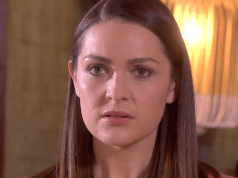 Does Sienna get her babies back from Warren in Hollyoaks?