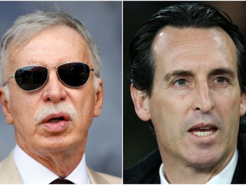 Stan Kroenke wanted to give Unai Emery more time at Arsenal before sacking