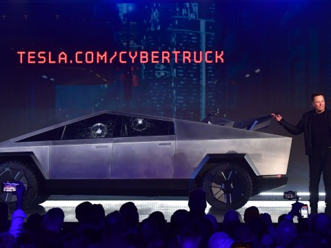 Elon Musk unveils Tesla Cybertruck and nobody knows what to make of it