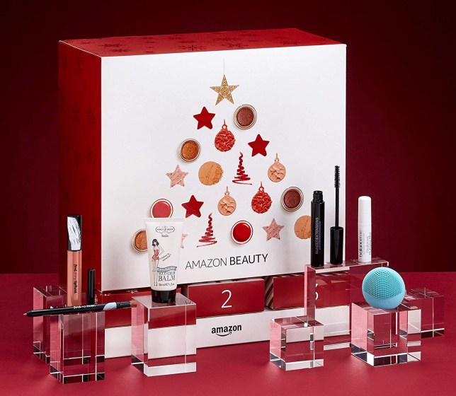 Amazon Beauty Advent Calendar 2019 quickly becomes a best-seller