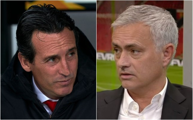 Arsenal manager Unai Emery and Jose Mourinho will meet at the UEFA Elite Coaches Forum in Nyon