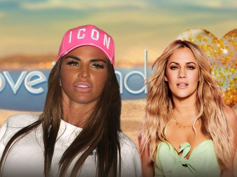 Katie Price wants to replace Caroline Flack on Love Island as she teases third I'm A Celeb stint
