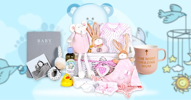 Christmas gifts for new mums