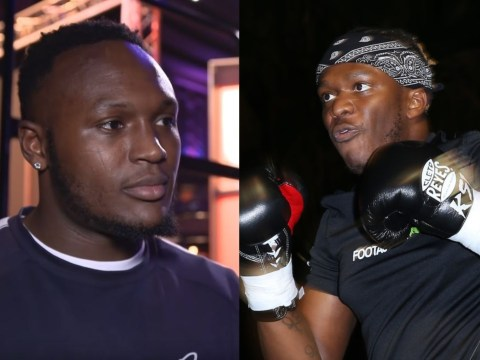 KSI's trainer Viddal Riley claims he 'hurts' YouTube star in sparring before Logan Paul fight